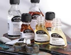 Winsor and Newton Oil Painting Mediums