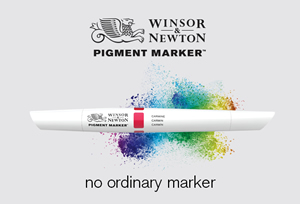 Winsor and Newton Pigment Marker