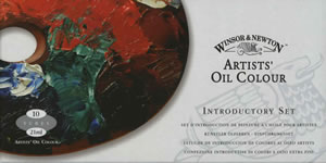 Winsor and Newton Introductory Artist Oil Set