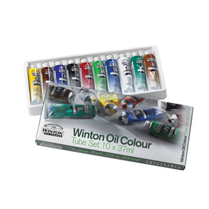 Winton Oil Starter Set, 10 Tube Set