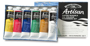 Winsor and Newton Artisan Beginners Set