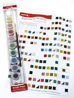 Reeves Painting by Numbers Refill Set