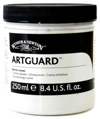 Winsor and Newton Artguard Barrier Cream
