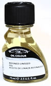 Winsor and Newton Refined Linseed Oil
