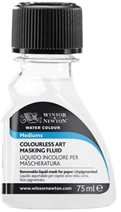 Winsor and Newton Watercolor Colorless Art Masking Fluid
