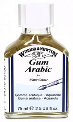 Winsor and Newton Gum Arabic 75 ml