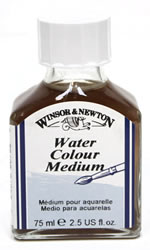 Winsor and Newton Artists' Watercolour Medium 75 ml