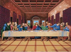 The Last Supper, Artists Collection Paint by Numbers