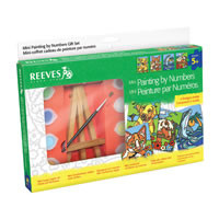 Mini Painting by Numbers Gift Set