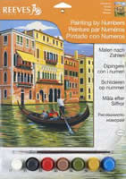 Venice, Medium Painting by Numbers