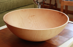 Traditional Wooden Bowls