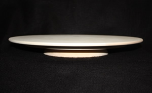 "16"" Plain Edge Flat Lazy Susan"